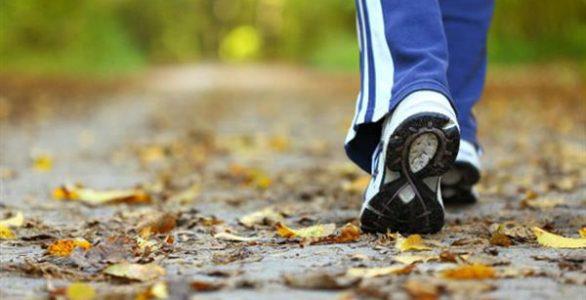 چه مقدار کالری با پیاده روی می سوزد؟