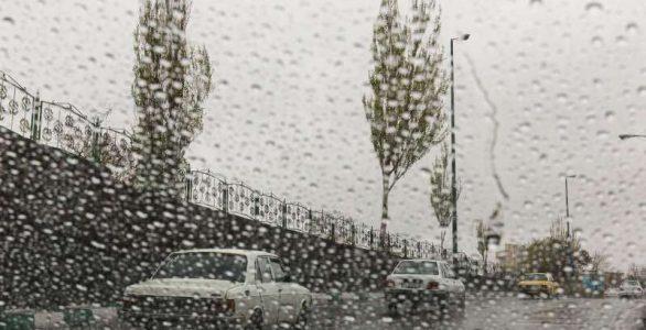 جزئیات فعالیت سامانه بارشی جدید خوزستان