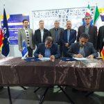 امضای ۴ تفاهمنامه همکاری مناطق نفتخیز جنوب در زمینه تعمیرات اساسی و بومیسازی۴