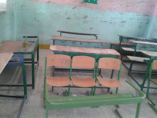رییس آموزش و پرورش مسجدسلیمان : ۱۶ مدرسه مسجدسلیمان تخریبی هستند