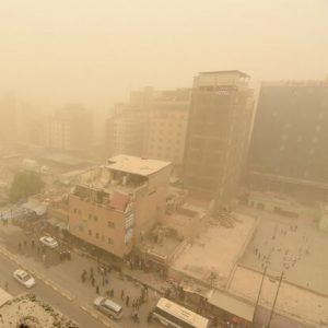 مدیر ستاد ملی مقابله با گرد و غبارخبر داد :بودجه مقابله با گرد و غبار برای سال ۹۹ مشابه سالجاری
