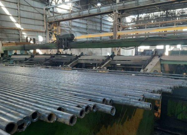 مدیرعامل گروه ملی صنعتی فولاد ایران عنوان کرد:برنامه ریزی برای تولید یک میلیون تن محصول در گروه ملی فولاد