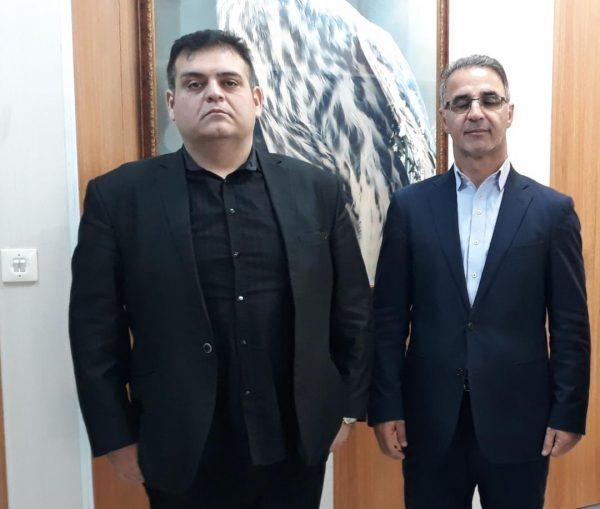 بابک طهماسبی مشاور مدیر کل حفاظت محیط زیست خوزستان شد