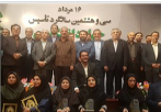 تقدیر از استاندار خوزستان به عنوان حامی جهاد دانشگاهی