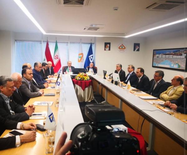 وزیرنفت خبر داد: تفاهم ایران و عراق برای توسعه مشترک میدانهای نفتشهر و خرمشهر