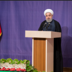 رئیس جمهوری: ایران در برداشت از منابع مشترک نفت و گاز از همسایگان خود پیشی گرفته است